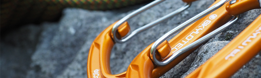 Carabiners and Hardware