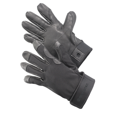 GLOVES HALF LEATHER
