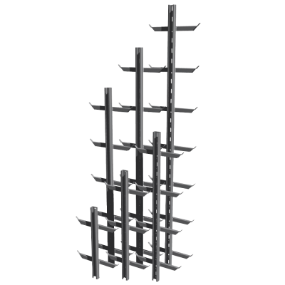 CLIMBING PROTECTION LADDER
