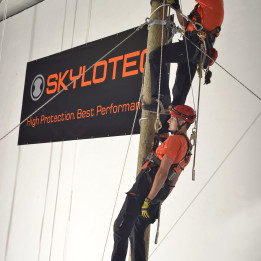 Weiterbildung am Vertical Rescue College