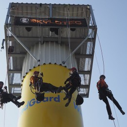 SKYLOTEC and German Offshore Wind Guard open new training tower in Elsfleth