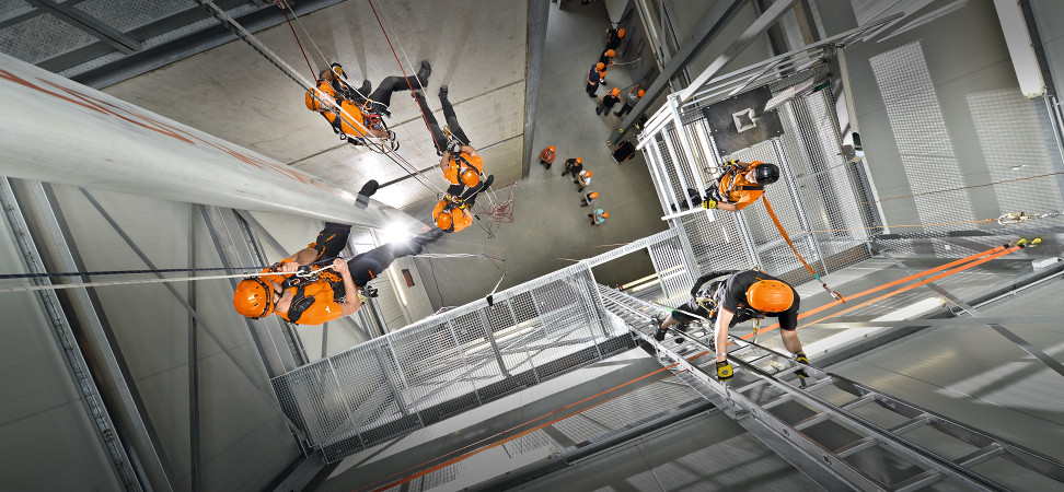 Vertical Rescue College