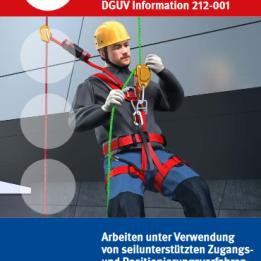 Neue DGUV Information für Seilzugtechnik