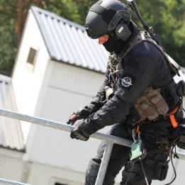 SKYLOTEC to present its portfolio for tactical operations units