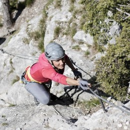 Ab jetzt gilt die neue Klettersteignorm EN 958:2017