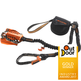 SKYLOTEC RIDER 3.0 is presented with the OutDoor INDUSTRY AWARD in GOLD