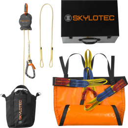 SKYLOTEC presents set for self-rescue from tall buildings