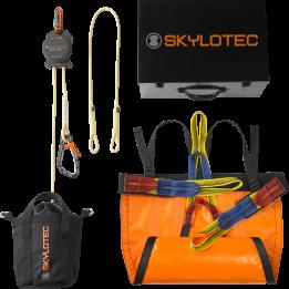 SKYLOTEC präsentiert Set zur Selbstrettung von hohen Gebäuden