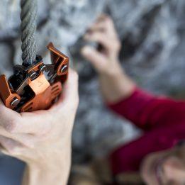 Das Jahr 2017 stand für SKYLOTEC ganz im Zeichen des Klettersteiges