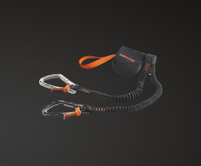 Klettersteigset Funktion : Vorsorglicher Überprüfungsaufruf skylotec klettersteigsets