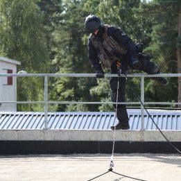 SKYLOTEC präsentiert Portfolio für taktische Einsatzkräfte