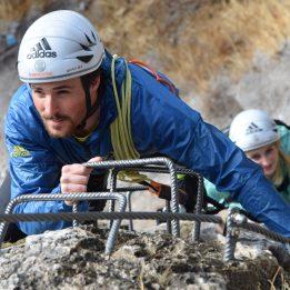 Interview mit M. Grassl von der Klettersteigschule Berchtesgaden