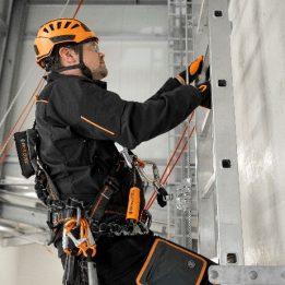 """SKYLOTEC bietet mit """"Claw Line"""" neues Steigschutzsystem für Stahlseile"""