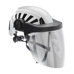 SKYLOTEC erweitert sein Kopfschutzprogramm mit Visieren