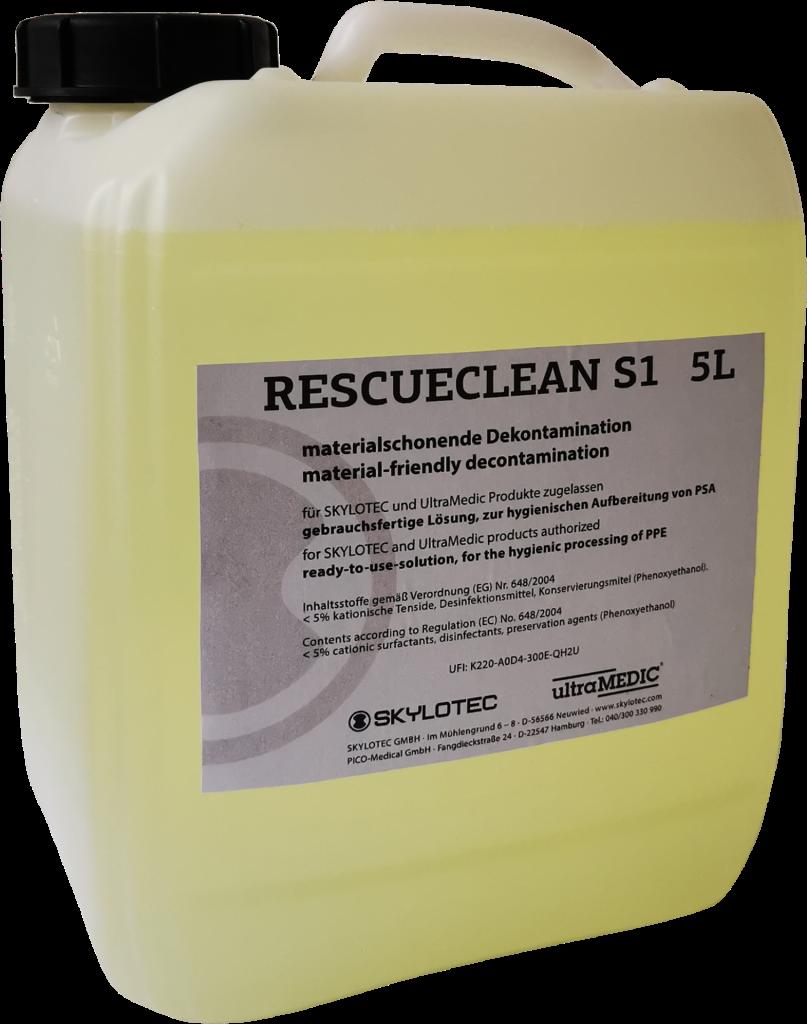 Rescueclean S1