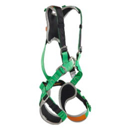 Precautionary inspection check SKYLOTEC climbing harness SAM 2.0